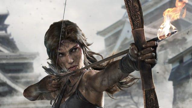 Scrapped Tomb Raider Survival Horror Game Looks Legit Creepy