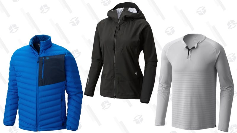 Mountain Hardwear Web Specials | Promo code MHWSEPT1