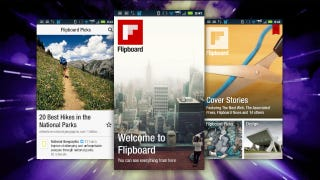 Illustration for article titled Flipboard for Android Is (Unofficially) Available, Looks Just As Great As Its iOS Sibling