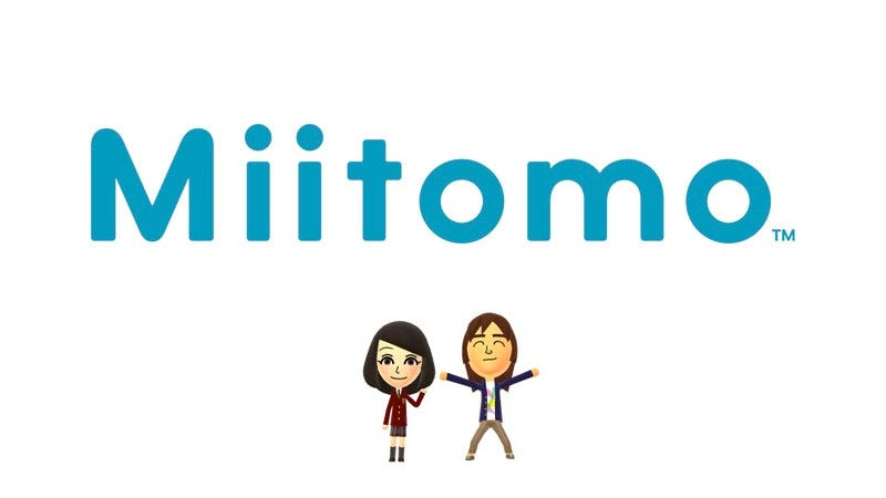 Illustration for article titled Nintendo's First Mobile Game Is Called Miitomo, Out In 2016