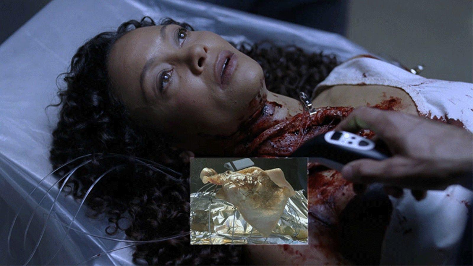 How Westworld VFX Artists Created Disturbing Illusion of Burning Flesh