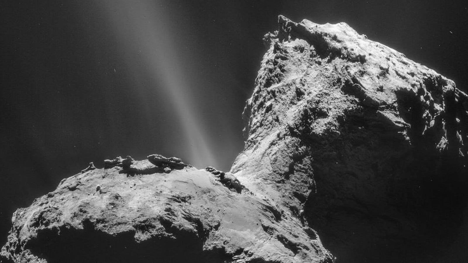 The Rosetta Image Archive Is Now Complete and Freely Available, so You Can See a Comet Like Never Before