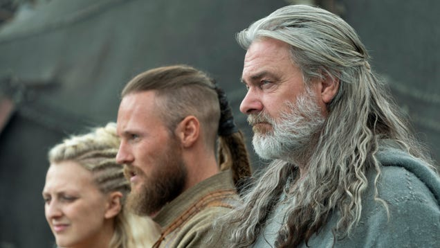 The A.V. Club is recapping Vikings