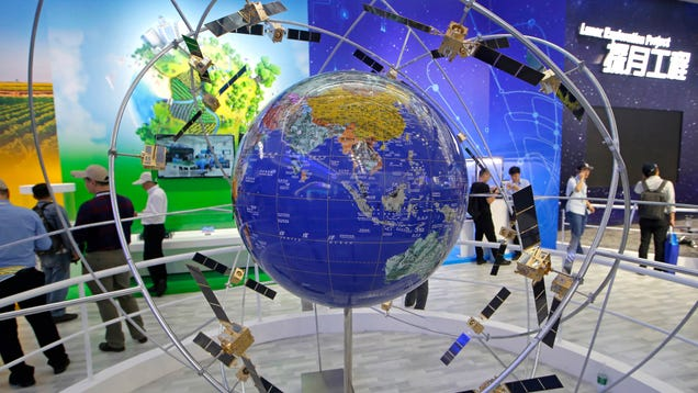 China Set to Launch Its GPS Competitor Next Year
