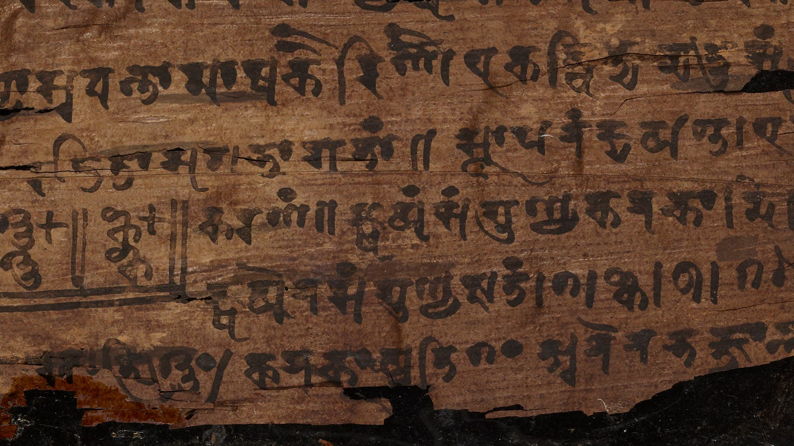 Origin of zero symbol is centuries older than previously thought biocorpaavc