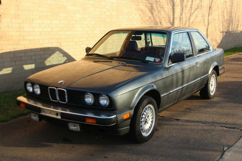 Illustration for article titled NP or CP: 1984 BMW 325e with only 76k 5spd $5000