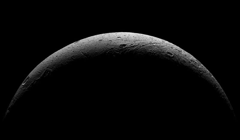 Another One of Saturn's Moons May Have a Global Ocean
