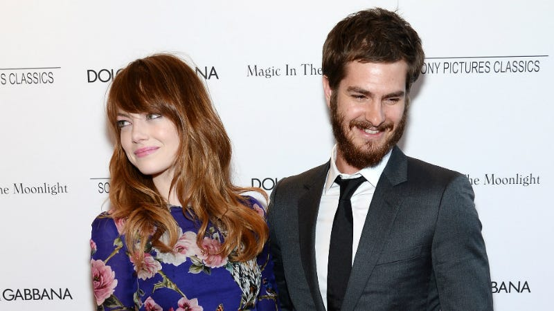 Illustration for article titled Andrew Garfield and Emma Stone Broke Up 'Months Ago' and Didn't Bother Telling Us Until Now