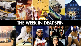Illustration for article titled The Week In Deadspin
