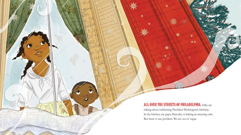Illustration for article titled Scholastic Pulls Children's Book Accused Of Sentimentalizing Slavery
