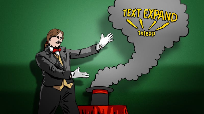 Illustration for article titled The Best Clever Uses for Text Expansion