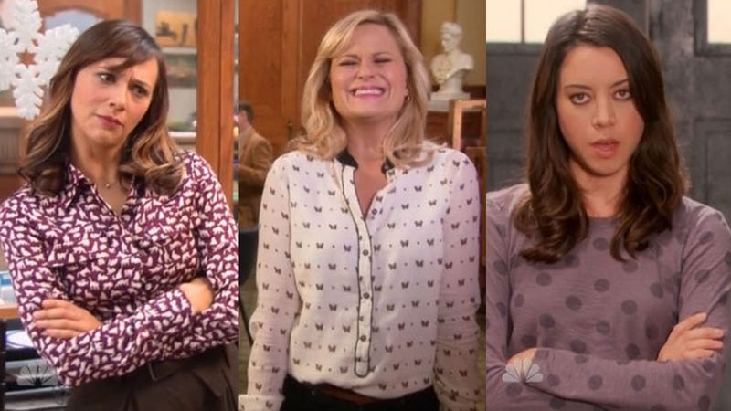 Illustration for article titled The 'Parks & Recreation' Characters Sure Do Spend a Fuckton on Clothes
