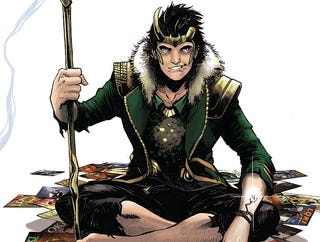 Illustration for article titled Loki: Agent of Asgardand the Magic of Stories