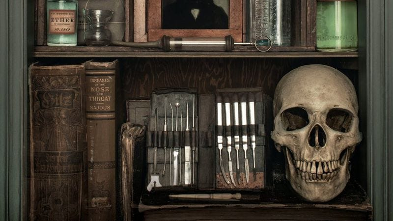 Illustration for article titled Dr. Mütter's Marvels is narrative non-fiction at its best