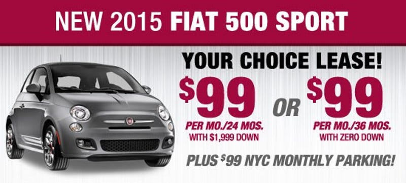 Fun Times At Fiat Of Manhattan - Lease fiat 500