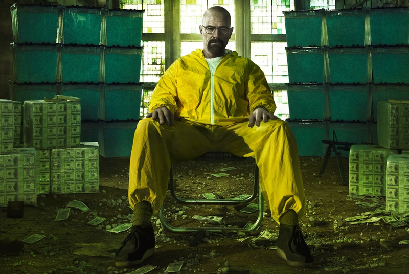 Illustration for article titled This Might Be The Most Ridiculous Fake Ending For Breaking Bad
