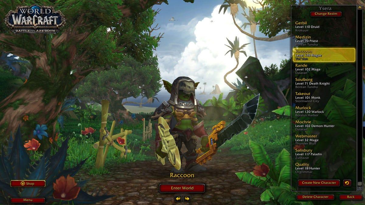 World Of Warcraft Keeps Me Coming Back