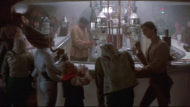 The Latest Star Wars Rumor Involves a Canceled Mos Eisley Movie