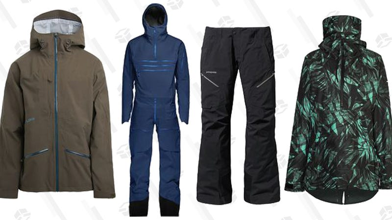 Additional 20% Off Select Ski & Snow Outerwear   Backcountry