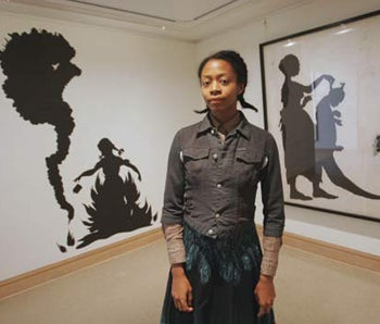 Illustration for article titled New Exhibit Claims Black Artist Kara Walker's Success Is A Form Of Oppression