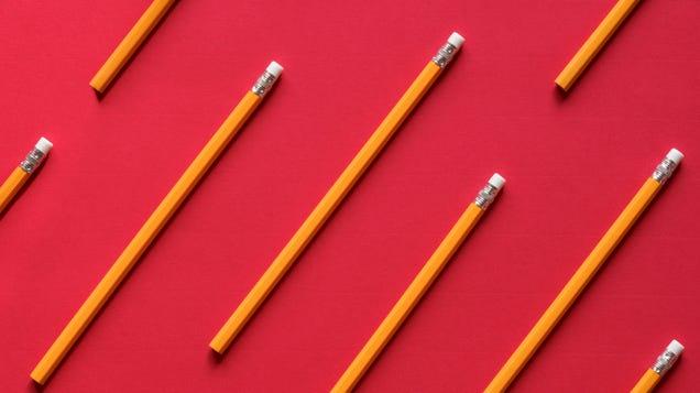 The Best Wooden Pencils, According to a School Teacher