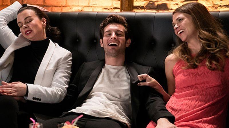 Debi Mazar, Nico Tortorella, Sutton Foster (TV Land)