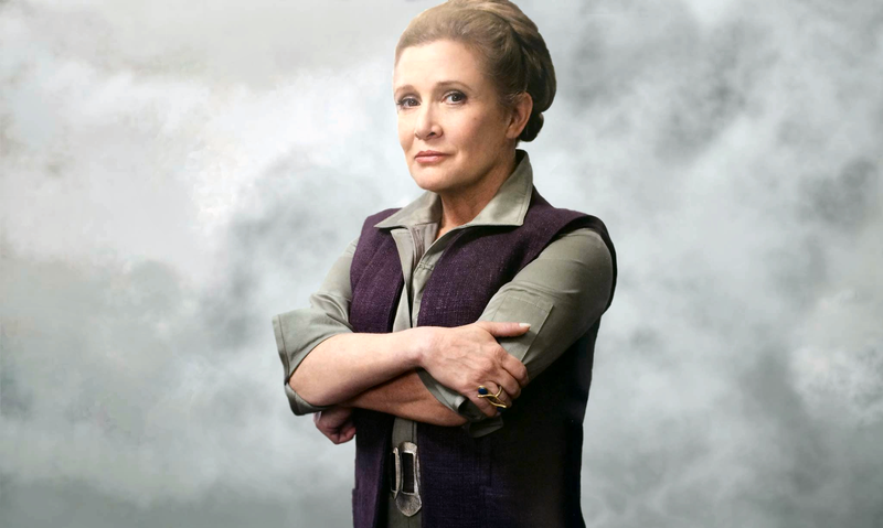 Illustration for article titled La Princesa Leia iba a tener un papel muy importante en Star Wars: Episode IX