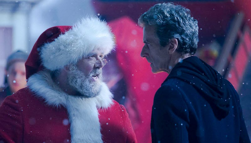 Illustration for article titled 10 TV Series Where Santa Claus Is Real