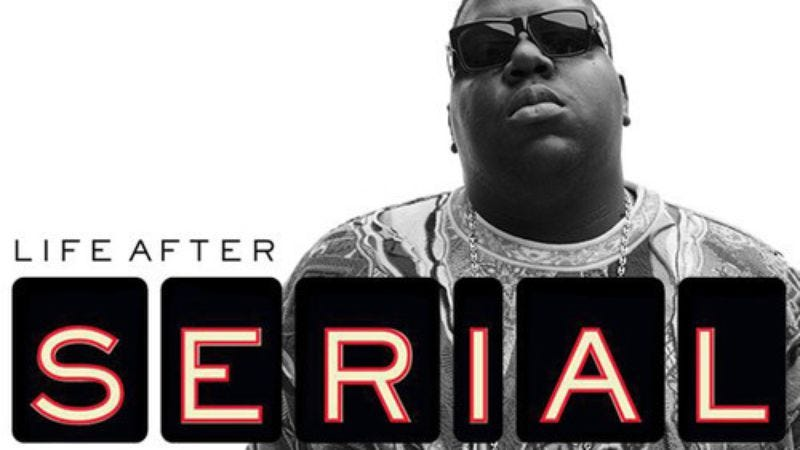 Illustration for article titled Serial theme song gets mashed up with Notorious B.I.G., is predictably awesome