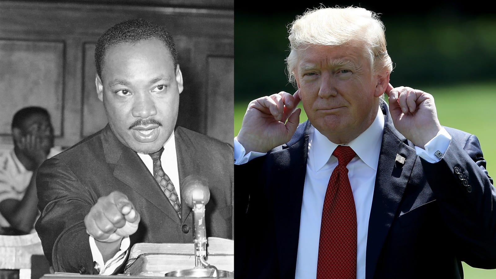 What Martin Luther King, Jr. Would Say About White People and Their 'Shithole' Silence