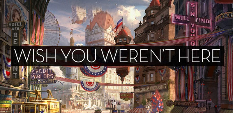 Illustration for article titled Art Travels From BioShock Infinite To The Xbox One's Launch
