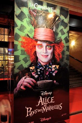 Illustration for article titled Oh La La! C'est Alice Au Pays des Merveilles!