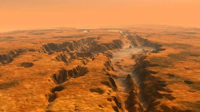 plate tectonics confirmed  mars