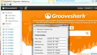 Illustration for article titled WinGrooves Is a Desktop GrooveShark Player for Windows with Extra Features