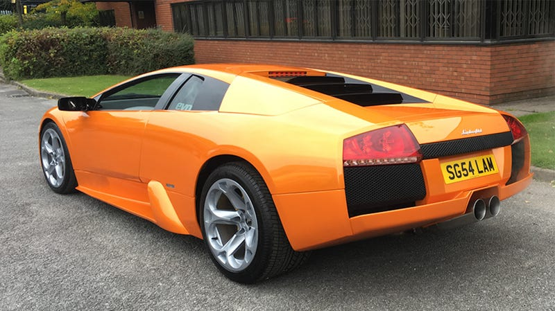 This Is How Much It Costs To Put 260000 Miles On A Lamborghini