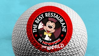 The Best Restaurant in the World Is: Disney's Epcot Theme Park