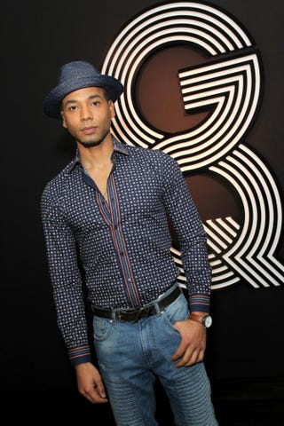 Jussie SmollettRachel Murray/Getty Images for GQ