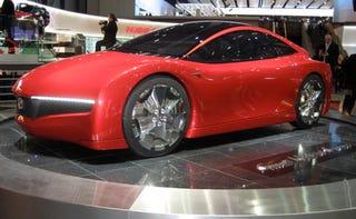 Illustration for article titled Geneva Showcase: Honda Small Hybrid Sports Concept