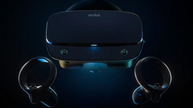 The New Oculus Rift S Stops Short of Being Truly Exciting