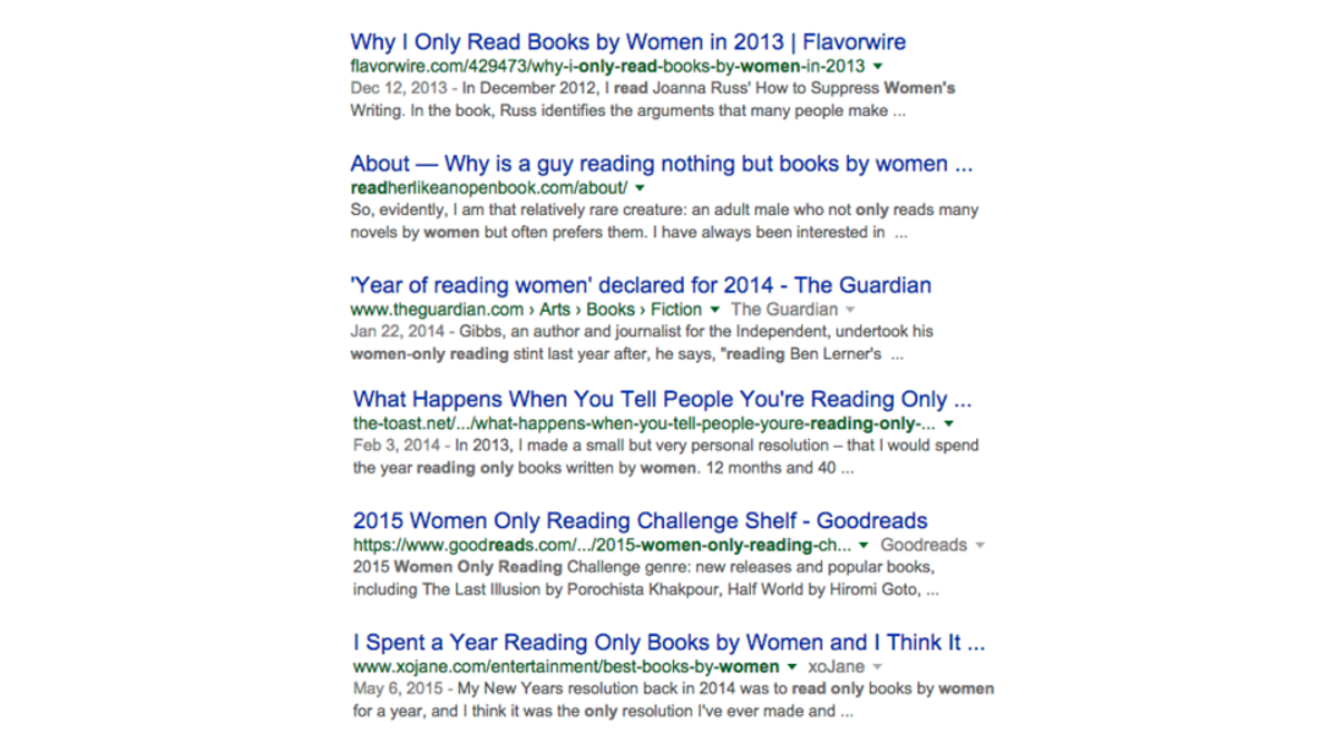 Damn You Re Not Reading Any Books By White Men This Year That S So