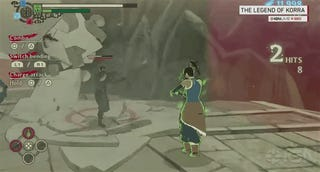 The Legend Of Korra Game Looks Like Tons Of Fun