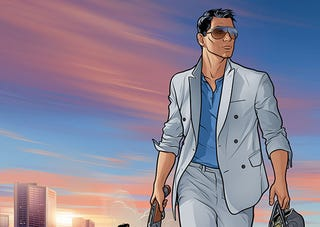 Illustration for article titled I think I'm done with Archer