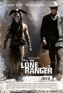 Illustration for article titled Just saw the Lone Ranger this afternoon... (Slight spoilers ahead )