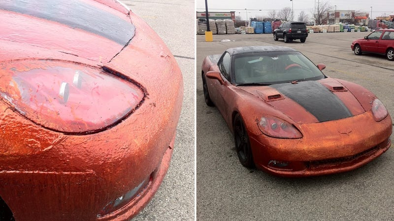 Custom Car Paint >> The World S Worst Custom Car Paint Jobs