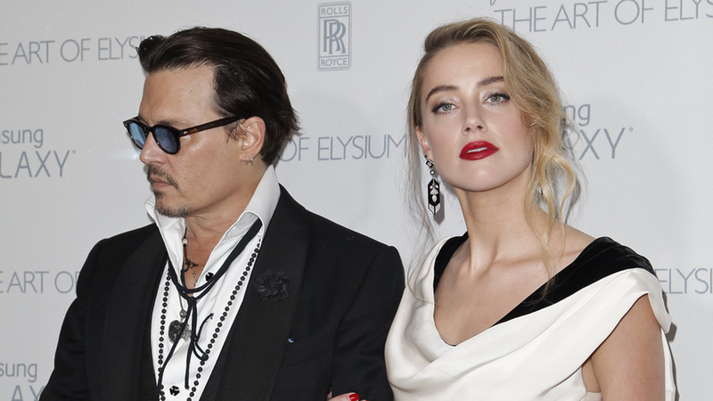 Illustration for article titled Give Thanks, For Johnny Depp and Amber Heard Have Returned To Us