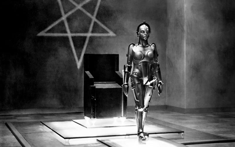 Image: Still from Metropolis (1927)