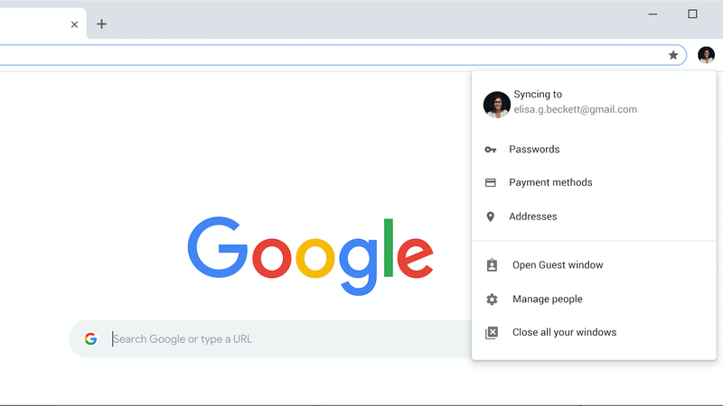 متصفح جوجل كروم 2019