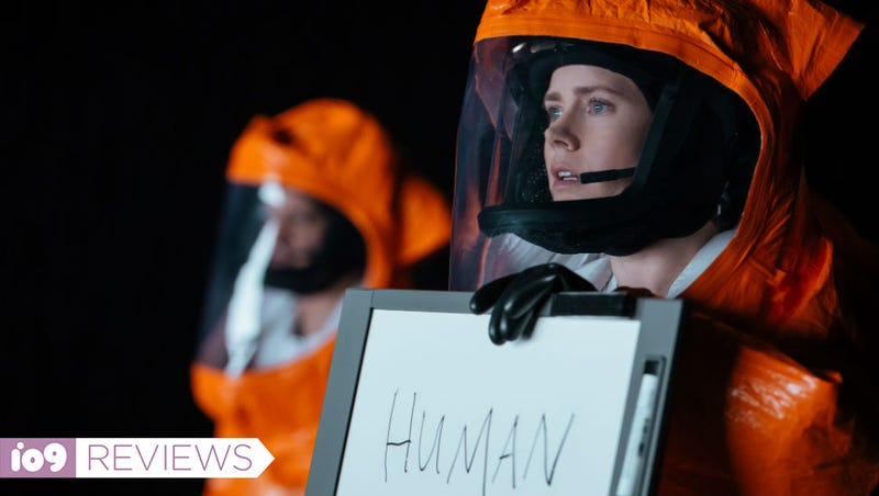 Movie Review: Arrival Is a Scifi Masterpiece You Won't Stop Thinking About