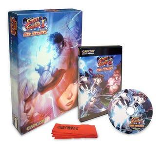Super Street Fighter II Turbo HD Remix Press Kits Get Pricey