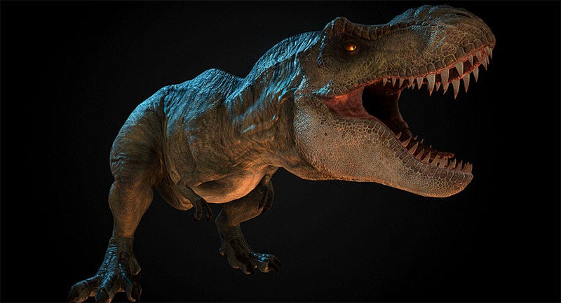 Illustration for article titled We Were Spared A Jurassic World Game